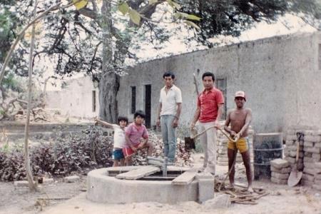 El agua en San Juan de Lurigancho