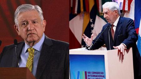 """Vargas Llosa sobre carta que AMLO envió a España: """"Tendría que habérsela enviado a sí mismo"""""""