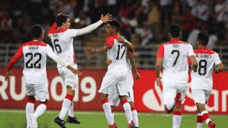 Perú derrotó a Bolivia por 3-1 por el Sudamericano Sub 17