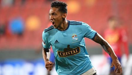 Unión Española cayó 3-0 ante Sporting Cristal en Chile por ida de la segunda fase de la Sudamericana