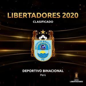 Binacional: cuenta oficial de la Copa Libertadores le dio bienvenida al torneo 2020
