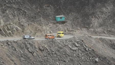 Comas y San Juan de Lurigancho coordinarán para concretar asfaltado del 'Pasamayito'