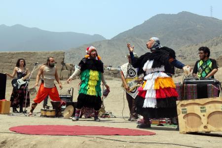 Día de la Cultura en San Juan de Lurigancho