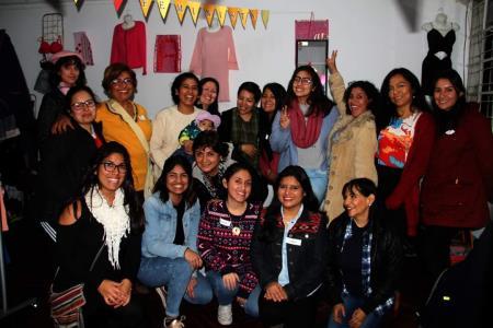 Feria de Remate Feminista en San Juan de Lurigancho