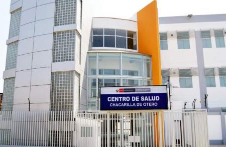 Centro de salud Chacarilla de Otero atiende las 24 horas al día