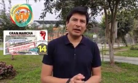 ¿Por la defensa del territorio de San Juan de Lurigancho, se dejaron las