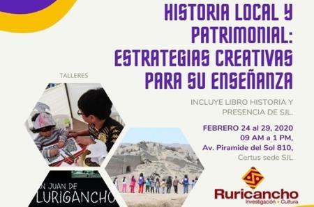 taller-de-capacitacion-docente-historia-local-y-patrimonial-de-san-juan-de-lurigancho