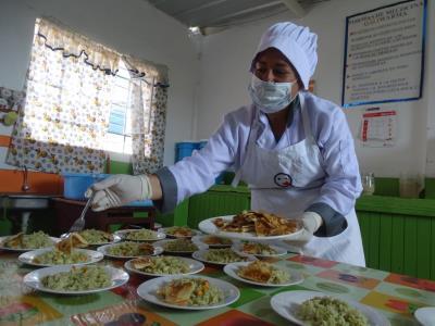 Qali Warma destinará servicio alimentario a más de 1 millón 124 mil escolares