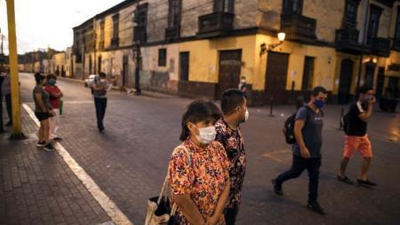 Presidente Vizcarra anuncia nuevas restricciones de movilizacion