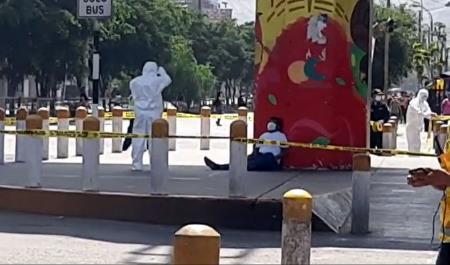 Hombre presuntamente infectado con Covid-19 pidió auxilio en Paradero Hacienda