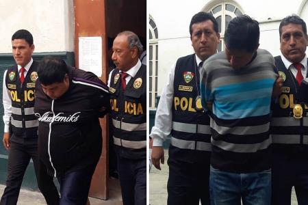 Capturan a tres falsos colectiveros que operaban en SJL