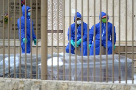 Ecuador: Presidente Moreno pide investigar mal manejo de cuerpos en morgues de hospitales