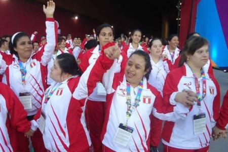 Perú ganó su primera medalla de oro en Olimpiadas Especiales