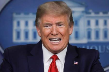 Trump anuncia la suspensión temporal de la financiación a la OMS