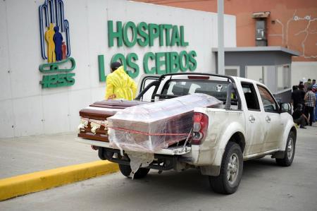 Coronavirus en Ecuador: el gobierno confirma más de 6.700 muertes en 15 días en Guayas