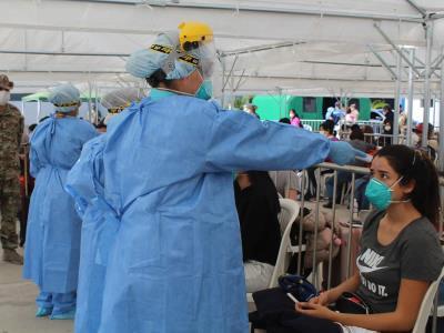 Perú reporta más de 15.000 casos de coronavirus, la segunda cifra más alta de Latinoamérica