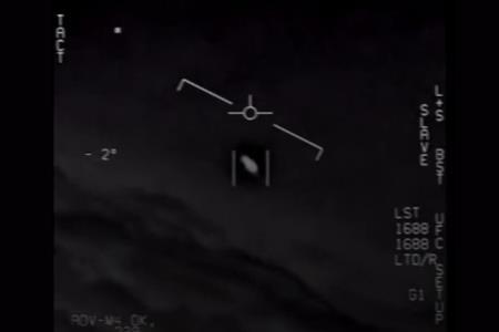 Pentágono desclasifica imágenes de OVNIS en plena pandemia por el COVID-19 (VIDEO)