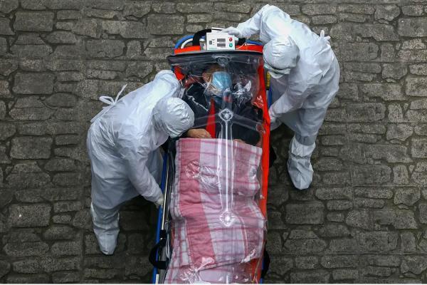 COVID-19 - Coronavirus en Perú: 772896 infectados y 31474 muertos