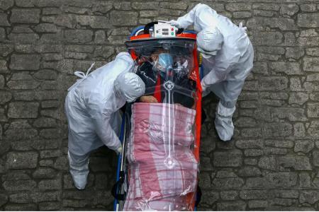 COVID-19 - Coronavirus en Perú: 148285 infectados y 4230 muertos