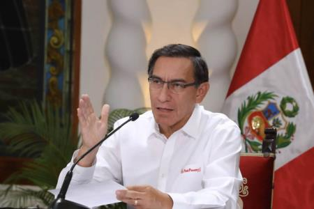 China promete apoyo a Perú para frenar coronavirus