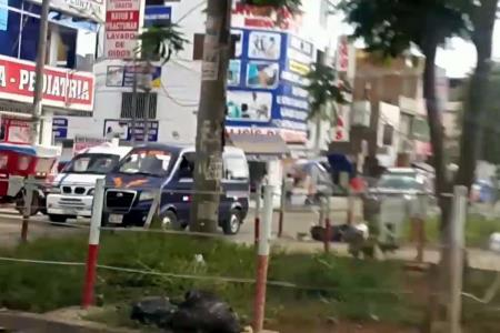 Policia captura a 30 personas en Canto Grande