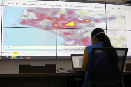 Mariátegui y Huáscar reportan mayor cantidad de infectados con el COVID-19