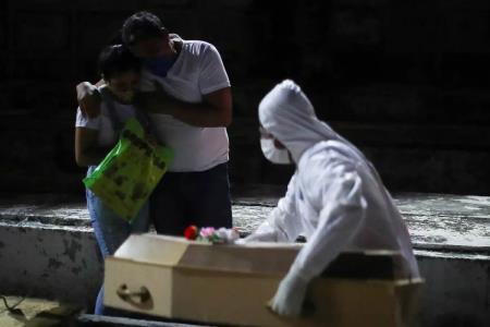 Muertes en Brasil por Covid-19 llegan a 11.519 y casos se acercan a 170.000