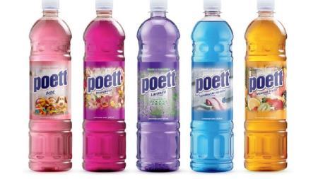 Clorox Perú retira sus limpiadores líquidos Poett por contaminación