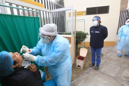 Estos son los más de 100 puntos Covid en Lima donde se puede descartar el coronavirus
