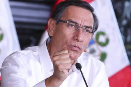 Martín Vizcarra anuncia intervención del Minsa en Arequipa ante crisis por COVID-19