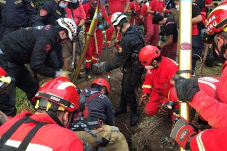Cercado de Lima: niño cayó a pozo de más de 40 metros