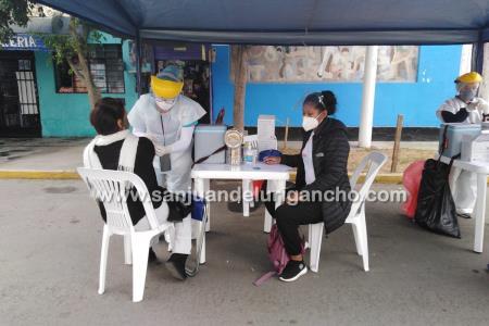 Campaña de vacunación gratuita en San Juan de Lurigancho