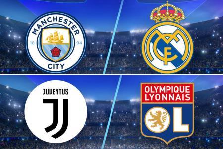 Vuelve la Champions League con dos encuentros emocionantes
