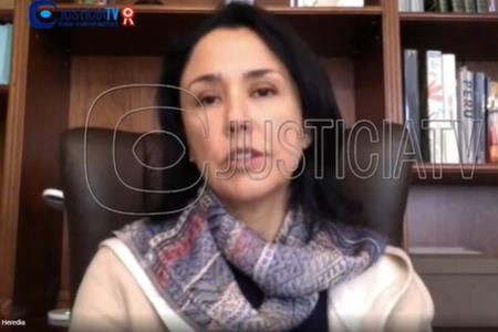 Poder Judicial rechazó prisión preventiva contra Nadine Heredia