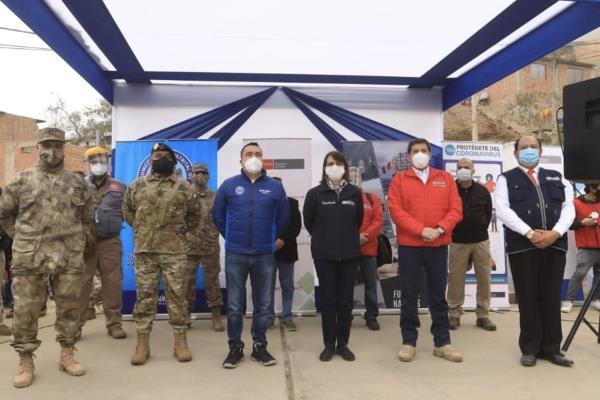 Fuerzas Armadas y Policía patrullarán para detectar reuniones no autorizadas