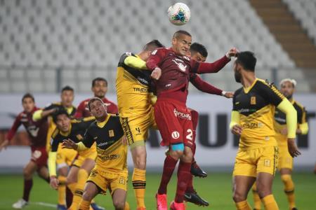 Se aprobó la reanudación del fútbol peruano