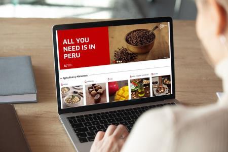 Perú lanza su primera plataforma comercial de venta online al mundo