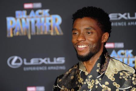 Fallece Chadwick Boseman el protagonista de Black Panther