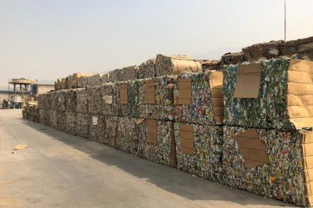 Comercialización de envases reciclados de Tetra Pak en su mejor momento