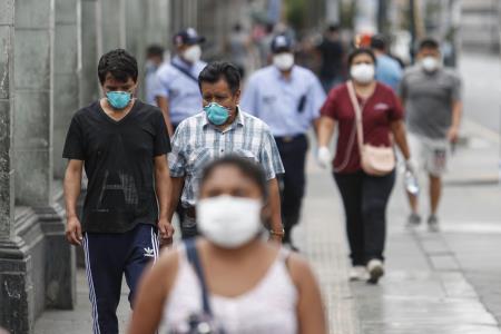 Minsa: San Juan de Lurigancho es el distrito con mayor casos de Covid-19