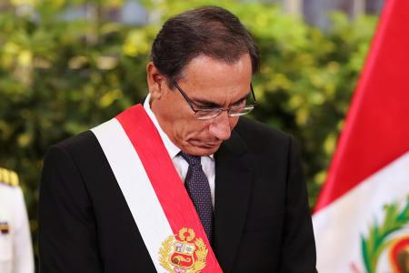 Martín Vizcarra y el amigo íntimo furtivo