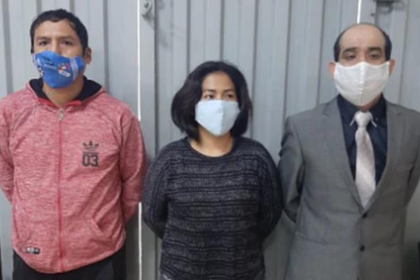 Tres personas son detenidas por golpear y secuestrar a presunto ladrón