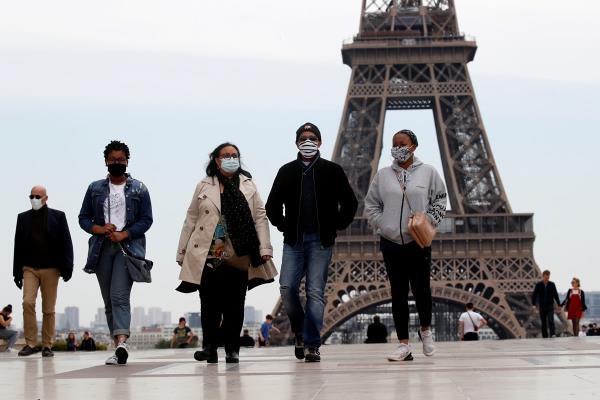 Francia a cuatro meses después del fin del confinamiento