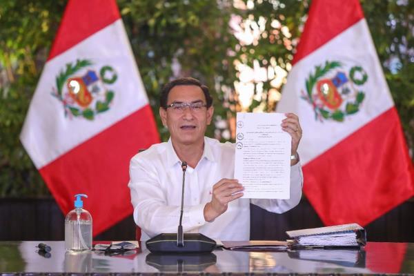 Presidente Martín Vizcarra promulga ley de trabajadoras del hogar