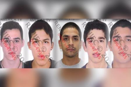 Trasladan al penal de Lurigancho a acusados de violación grupal en Surco