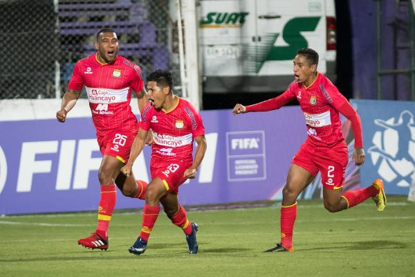 Copa Sudamericana: Sport Huancayo avanza a los octavos de final