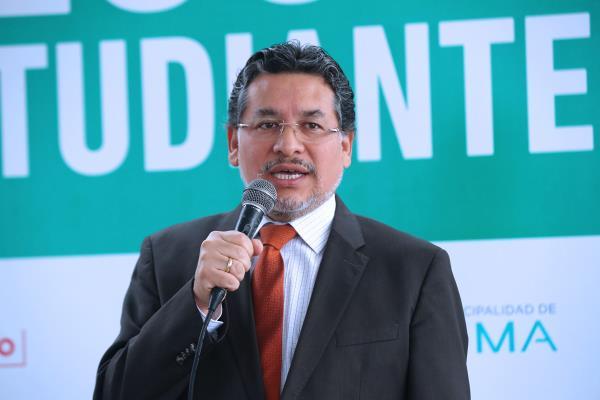 Rubén Vargas presentó su renuncia al Ministerio del Interior