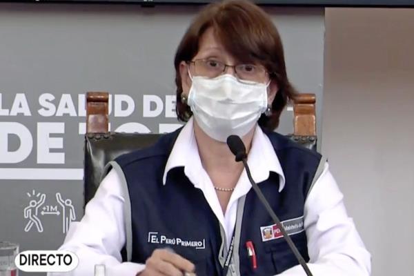 Perú reporta el primer caso de variante del Covid-19 hallada en Europa