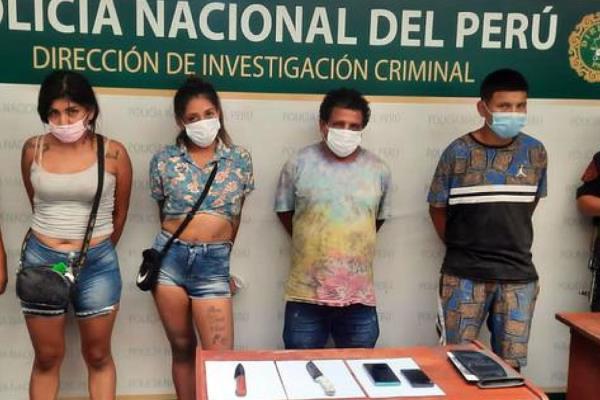 Turista es asaltado por delincuentes en Av Proceres de la Independencia
