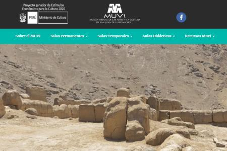 Nuevo Museo Virtual de San Juan de Lurigancho abrió sus puertas